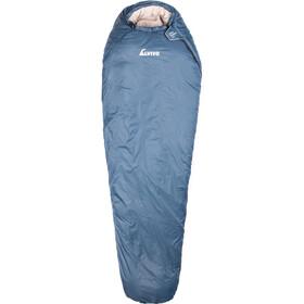 Alvivo Arctic Extreme 225 Sacos de dormir, blue/grey